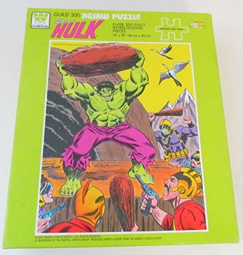 1980s Incredible Hulk - The Incredible Hulk 1976 Vintage 200