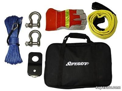 SuperATV Deluxe Winch Accessory Kit by Super ATV