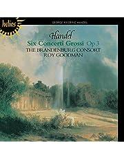 Handel: 6 Concerti Grossi Op.3