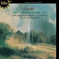 Concerti Grossi Op.3 (Goodman)