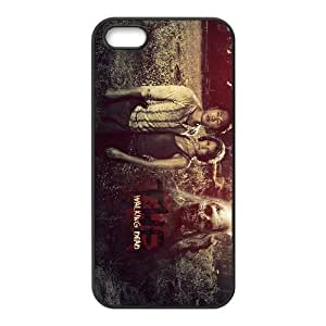 The Walking Dead iPhone 5 5s Cell Phone Case Black xlb-108032