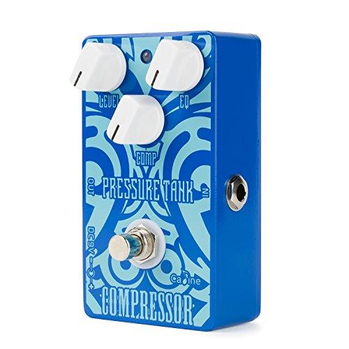 Caline Compressor Pedal, CP-47 Pressure Tank Blue 기타 효..
