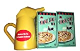 Funnel Cake Mix Kit - 2 Mixes and Funnel Pitcher by Fun Pack Foods
