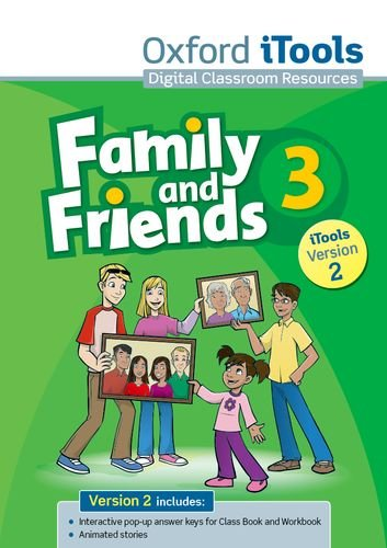 Family and Friends: 3: iTools pdf