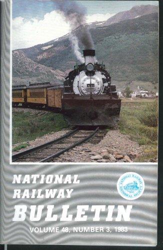 NATIONAL RAILWAY BULLETIN V48n3 Colorado Rails Alco Historic Photo Record ()