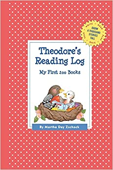 Book Theodore's Reading Log: My First 200 Books (Gatst) (Grow a Thousand Stories Tall)