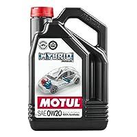 Motul–107142/74: huile Lubrifiant moteurs hibridos Hybrid 0W204L