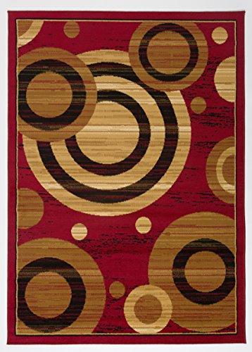 Antep Rugs Kashan King Collection GALAXY Geometric