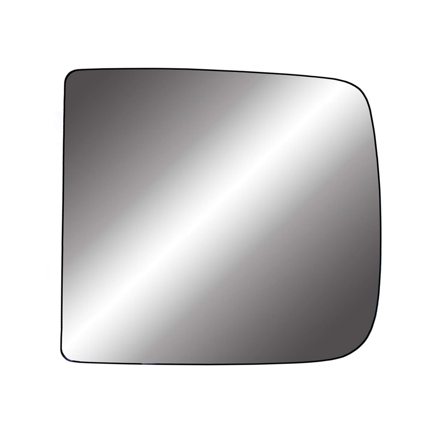 tow mirror big lens Fit System 88315 Non-Heated Repl Glass Assembly for Ram Pick-Up 1500 LH 2500//3500