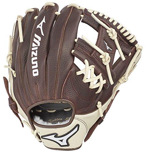 Mizuno GFN1176B3 Franchise Series Infield Baseball Gloves, 11.75', Right Hand Throw