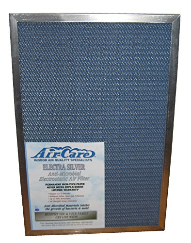 21-1/2 x 23-1/2 x 1 Electrostatic Washable Permanent A/C Furnace Air Filter - Electrostatic Filter Aircare