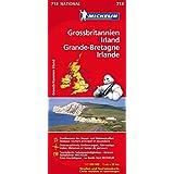 Großbritannien - Irland (Michelin Nationalkarte)