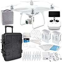 DJI Phantom 4 Advanced+ Quadcopter Travel Case Essential Bundle