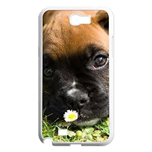 FLYBAI The boxer Phone Case For Samsung Galaxy Note 2 N7100 [Pattern-3]