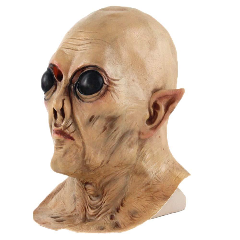 Masque Humoristique Masque de Bal Masque Bnmy Zombie Cospaly Halloween Effrayant Masque Habiller Masque d'horreur, 2 ( Size : 2 )