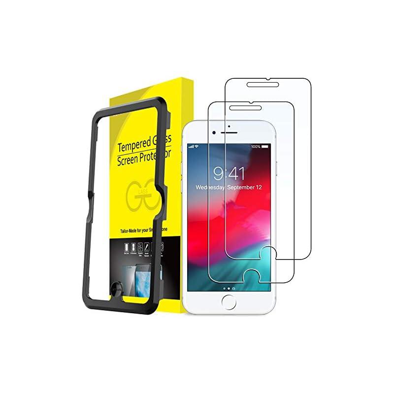 quality design 4b5c6 975e9 TOZO iPhone XR Screen Protector 6.1 Inch (2018) [3-Pack] Premium ...