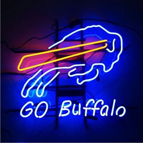 Buffalo Bills Neon Lights