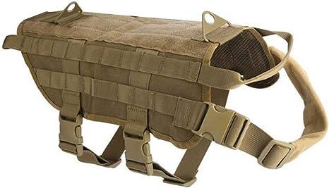 Armiya K9 - Arnés táctico Militar para Entrenamiento de Perro con ...