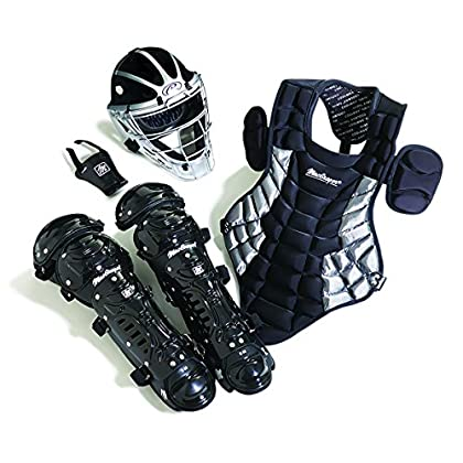 Image of MacGregor Women's Catcher Gear Pack Catcher Masks