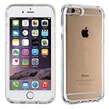 Speck Products CandyShell Case for iPhone 6/6S-Retail Packaging-Clear/Clear