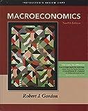 Macroeconomics, Robert J. Gordon, 0138014930