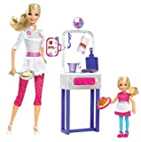 Barbie I Can Be Pancake Chef Doll Playset, Baby & Kids Zone