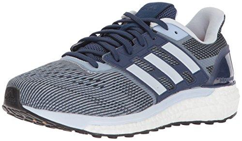 adidas Women's Supernova W Running Shoe, Noble Indigo/Aero Blue/Aero Blue, 9.5 M US