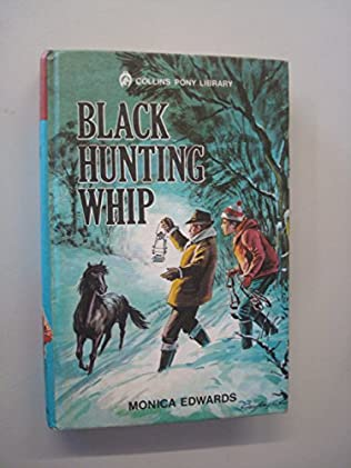 book cover of Black Hunting Whip
