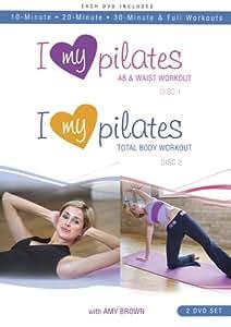 I Love My Body: Pilates 1/Pilates 2 [Import]