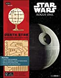 img - for IncrediBuilds: Star Wars: Rogue One: Death Star Deluxe Book and Model Set book / textbook / text book