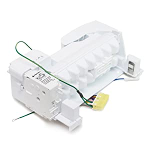 Lg AEQ73110203 Refrigerator Ice Maker Assembly Genuine Original Equipment Manufacturer (OEM) Part