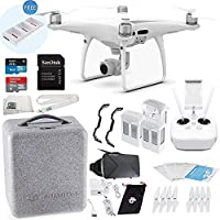 DJI Phantom 4 PRO Quadcopter Virtual Reality Experience VR Ultimate Bundle