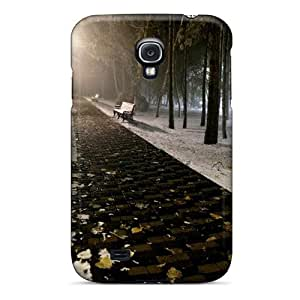 Ideal DaMMeke Case Cover For Galaxy S4(cold Serenity), Protective Stylish Case