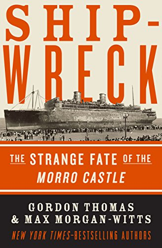 Shipwreck: The Strange Fate of the Morro Castle cover