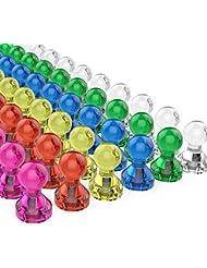 Tiergrade 60 x Decorative Powerful Magnets