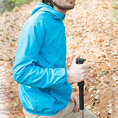 Facile Puro Donne Incappucciato Estivi Jacket Outdoor Giacche Protezione Relaxed Schwarz Cappuccio Giacca Sweat Solare Con Colore Donna Classiche Impermeabile Libero Tempo Primaverile Sportivo 1Fxw1fzq8