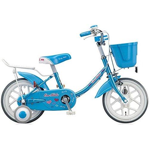 【新作からSALEアイテム等お得な商品満載】 ブリヂストン(BRIDGESTONE) ブルー キッズ用自転車 エコキッズ キッズ用自転車 カラフル EK18C6 エコキッズ ブルー B01FNJCXF2, 家具倶楽部:9b568997 --- 4x4.lt