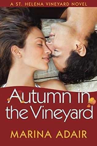 book cover of Autumn in the Vineyard