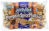 Kraft, Jet-Puffed, Pumpkin Spice Marshmallows, 8oz Bag (Pack of 3)