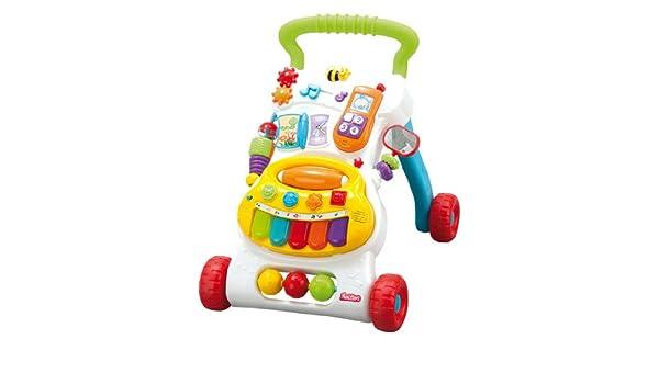 Nenittos Andador Musical con Actividades: Amazon.es ...