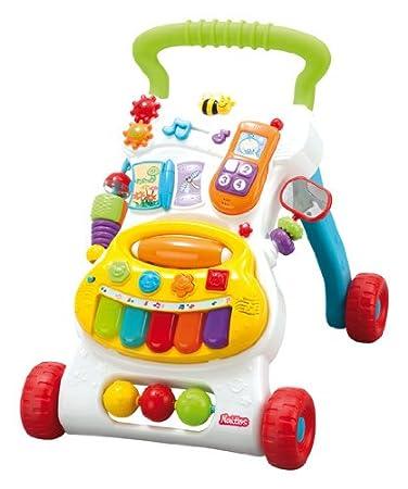 Nenittos Andador Musical con Actividades: Amazon.es: Juguetes y juegos