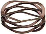 Multiwave Washers, Stainless Steel, Inch, 0.73'' ID, 1'' OD, 0.01'' Thick, 44lbs/in Spring Rate, 12lbs Load Capacity (Pack of 5)