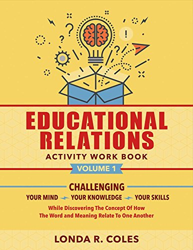 1: Educational Relations Activity Work Book