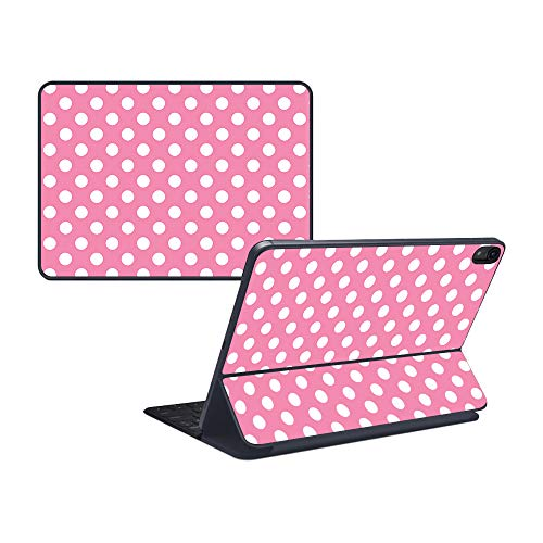 - MightySkins Skin Compatible with Apple iPad Pro Smart Keyboard 11