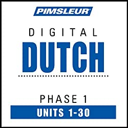 Dutch Phase 1, Units 1-30
