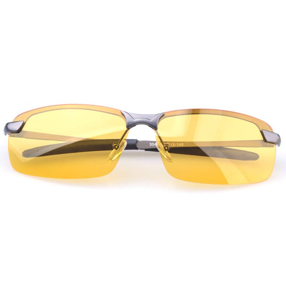 BEESCLOVER Anti-Glare Sunglasses Driving Glasses Night Vision Polarized Glasses