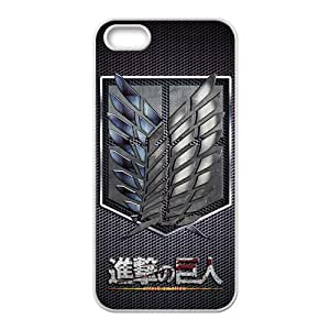 Attack on Titan signal Cell Phone Case for iPhone 5S