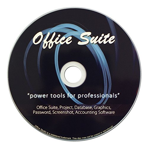2017 Office Suite Special Edition CD for Business: Compatible All Microsoft Office & Windows Versions