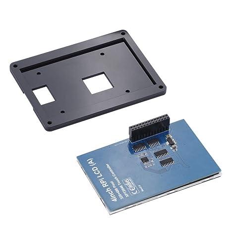 Bewinner - Pantalla LCD táctil de 4,0 pulgadas + carcasa de ...