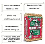 Pets Pick Cedar Bedding, 5.0 cu ft for Dog Beds, Houses and Runs with MAXIMUM ODOR CONTROL + 100% GUARANTEE